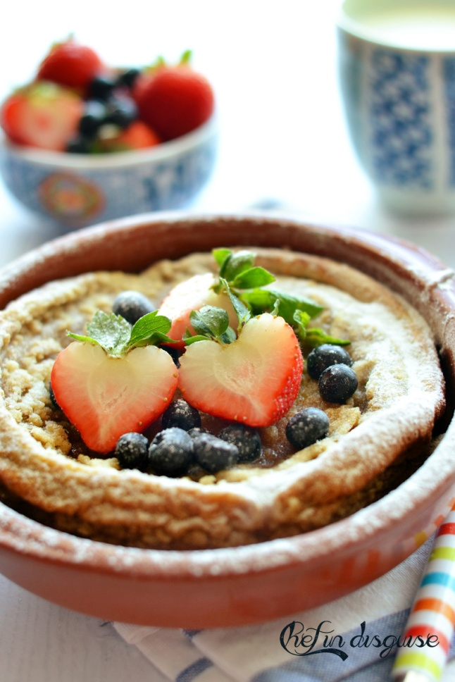 Dutch baby chef in disguise