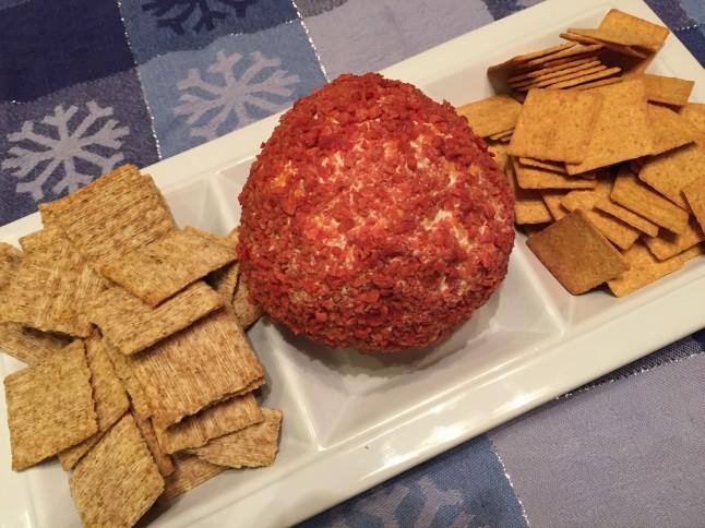 Easy Cheese Ball