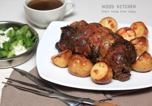lamb roast 4